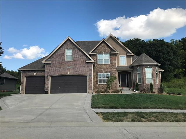 3213 S Brookridge Court, Independence, MO 64057 (#2062350) :: Edie Waters Team