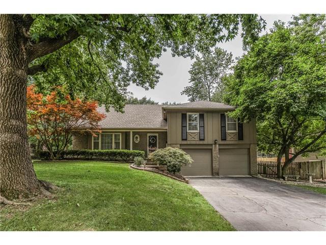 5631 W 81st Terrace, Prairie Village, KS 66208 (#2062365) :: The Shannon Lyon Group - Keller Williams Realty Partners