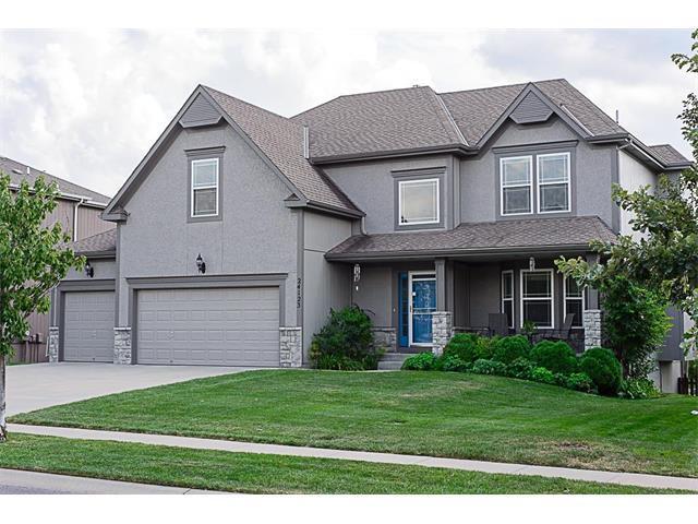 24123 W 79th Terrace, Lenexa, KS 66227 (#2062524) :: Select Homes - Team Real Estate