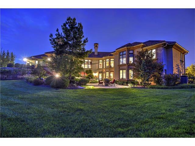 13915 Mohawk Road, Leawood, KS 66224 (#2063282) :: The Shannon Lyon Group - Keller Williams Realty Partners