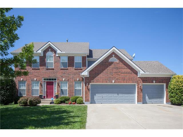 1508 Glen Brook Lane, Liberty, MO 64068 (#2063286) :: Tradition Home Group