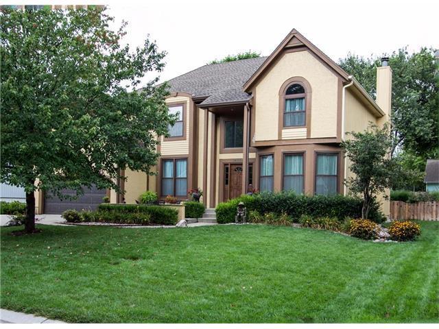 14538 S Mullen Street, Olathe, KS 66062 (#2064302) :: The Shannon Lyon Group - Keller Williams Realty Partners