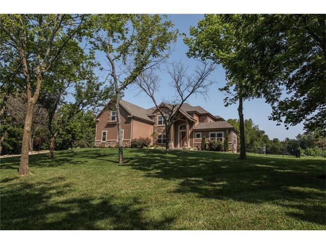 1517 SW Trail Ridge Drive, Blue Springs, MO 64015 (#2064686) :: Tradition Home Group
