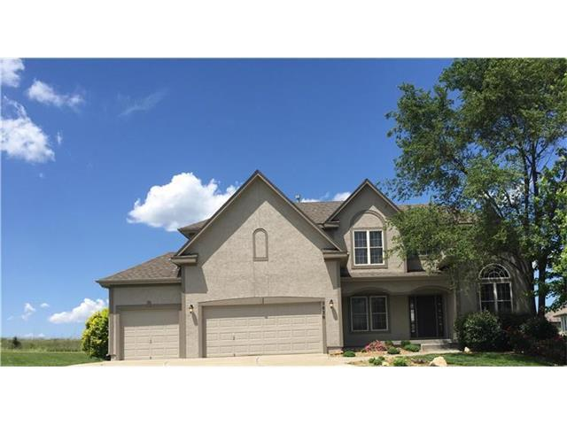 2836 SW Muir Drive, Lee's Summit, MO 64081 (#2064711) :: Tradition Home Group