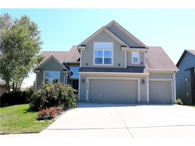 8519 NE 100th Street, Kansas City, MO 64157 (#2064718) :: Tradition Home Group