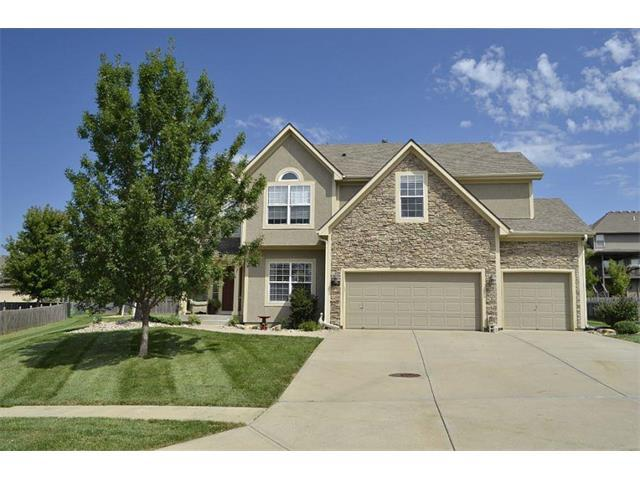 2206 NE 109th Terrace, Kansas City, MO 64152 (#2064873) :: Tradition Home Group