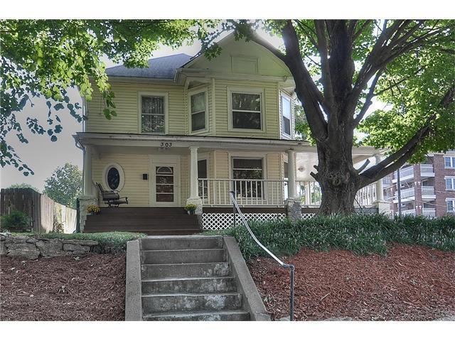 303 N Union Street, Independence, MO 64050 (#2067967) :: Edie Waters Team