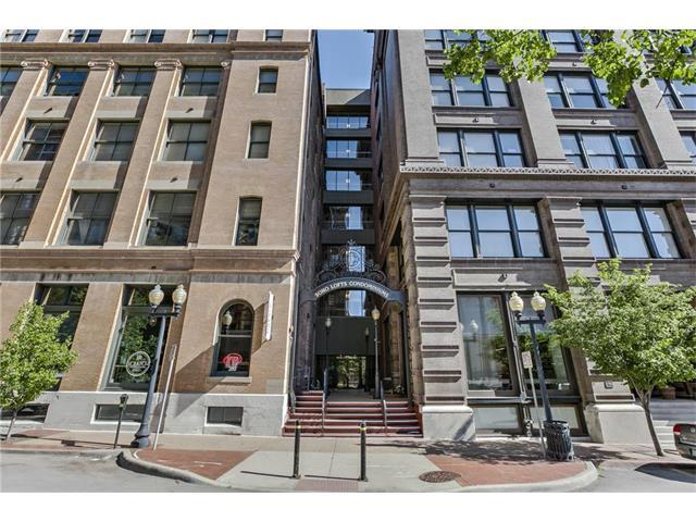 715 May Street #428, Kansas City, MO 64105 (#2069147) :: Team Dunavant