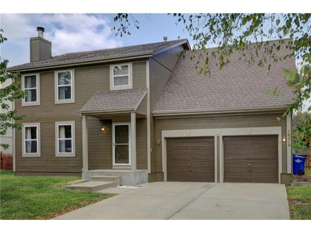 16319 S Sunset Street, Olathe, KS 66062 (#2069406) :: Team Dunavant