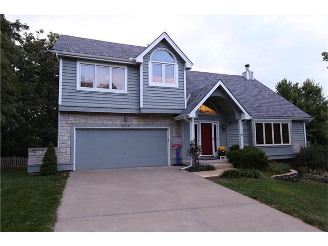 5916 Albervan Street, Shawnee, KS 66216 (#2070536) :: NestWork Homes
