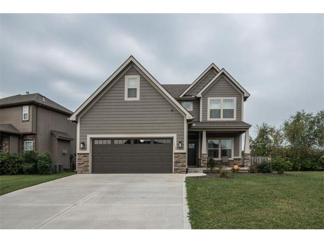 1117 Tamarisk Drive, Leavenworth, KS 66048 (#2070547) :: Team Dunavant