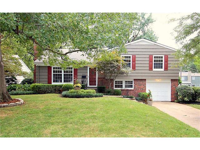 3527 W 47th Terrace, Roeland Park, KS 66205 (#2070550) :: Select Homes - Team Real Estate