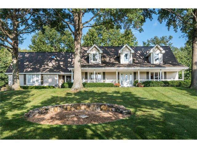 3138 S Bradford Lane, Blue Springs, MO 64015 (#2070650) :: NestWork Homes