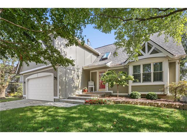 1333 E Meadow Lane, Olathe, KS 66062 (#2070880) :: NestWork Homes