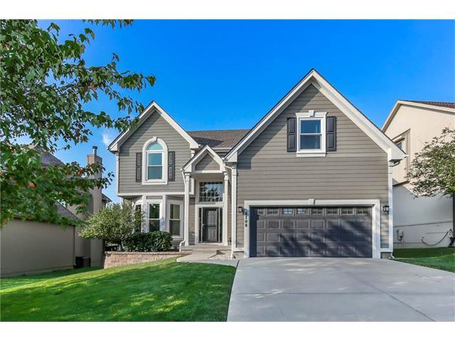 8108 W 144th Terrace, Overland Park, KS 66223 (#2070907) :: NestWork Homes