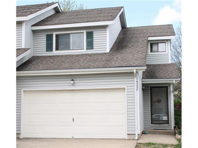 1424 E 125th Terrace F, Olathe, KS 66061 (#2070921) :: NestWork Homes
