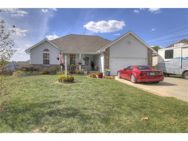 508 Andrew Court, Gower, MO 64454 (#2072412) :: Edie Waters Team