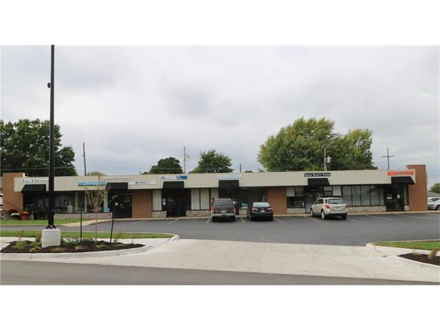 16 S Broadway Street, Louisburg, KS 66053 (#2073044) :: Carrington Real Estate Services