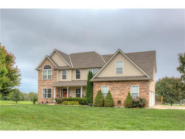 12121 Ridgeview Road, Kearney, MO 64060 (#2073547) :: Tradition Home Group