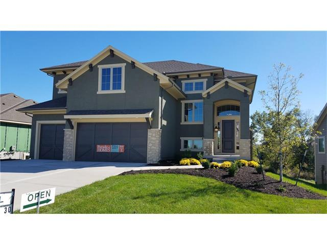 9117 W 178th Street, Overland Park, KS 66013 (#2074323) :: Edie Waters Network