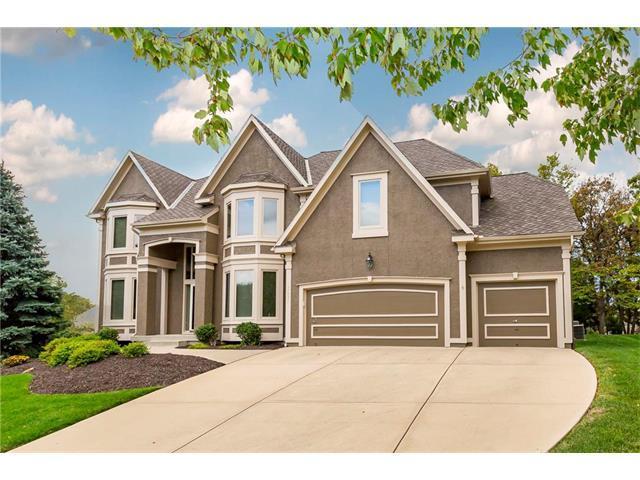 20822 W 91st Terrace, Lenexa, KS 66220 (#2074671) :: Edie Waters Team