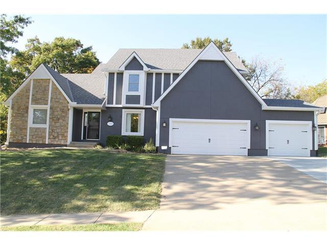 13404 W 57TH Street, Shawnee, KS 66216 (#2075873) :: Tradition Home Group