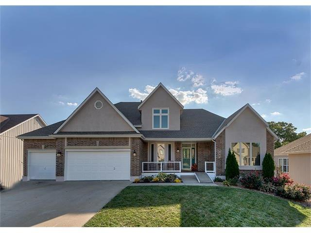 405 SW Seagull Street, Lee's Summit, MO 64082 (#2075879) :: Select Homes - Team Real Estate