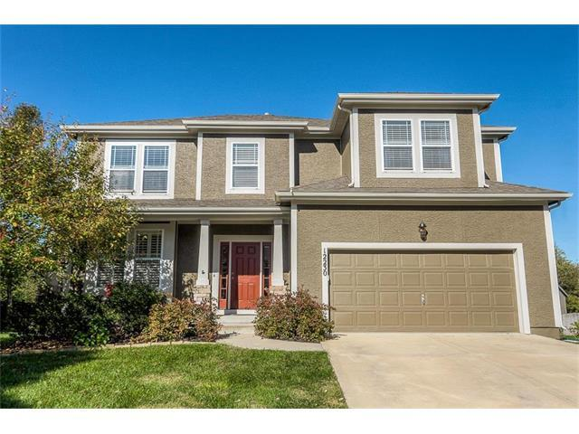 12230 S Monroe Street, Olathe, KS 66061 (#2076011) :: Select Homes - Team Real Estate