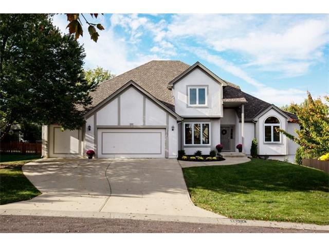 12604 Bradshaw Street, Overland Park, KS 66213 (#2076019) :: Select Homes - Team Real Estate