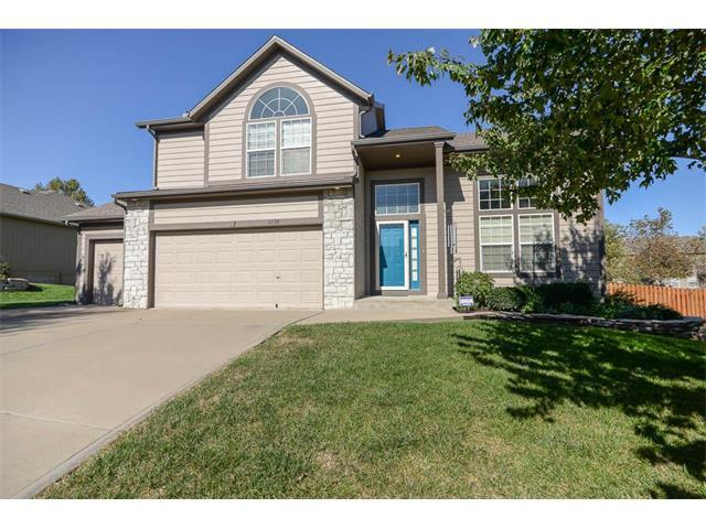2138 W Ferrel Drive, Olathe, KS 66061 (#2076124) :: Select Homes - Team Real Estate