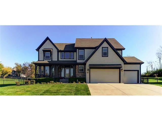 14761 S Turnberry Street, Olathe, KS 66061 (#2076194) :: The Shannon Lyon Group - Keller Williams Realty Partners