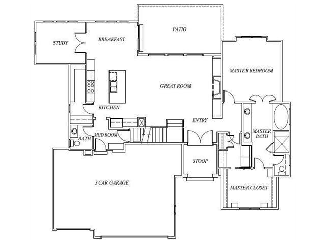 6105 NW 104th Terrace, Kansas City, MO 64154 (#2076408) :: The Gunselman Team