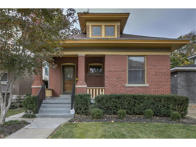 2518 Tracy Avenue, Kansas City, MO 64108 (#2077233) :: Edie Waters Network
