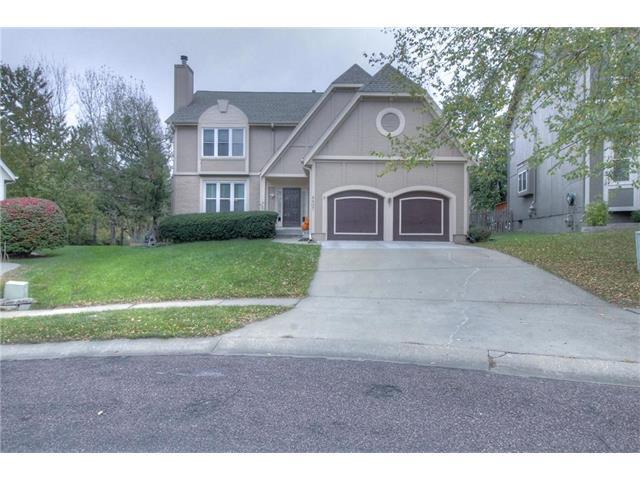 8807 W 132nd Terrace, Overland Park, KS 66213 (#2077630) :: Edie Waters Team
