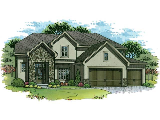 20320 W 79th Terrace, Shawnee, KS 66218 (#2079616) :: Edie Waters Team