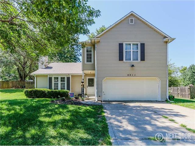 9911 Parkview Avenue, Kansas City, KS 66109 (#2079733) :: NestWork Homes