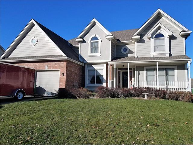 2422 SE 6th Terrace, Lee's Summit, MO 64063 (#2079988) :: NestWork Homes
