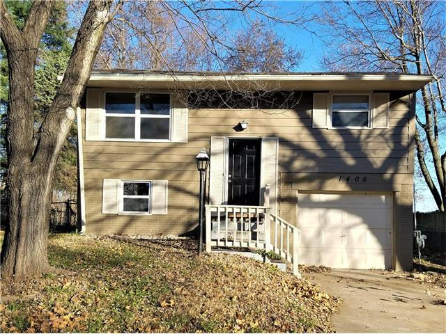 1405 N Ponca Drive, Independence, MO 64058 (#2080056) :: NestWork Homes