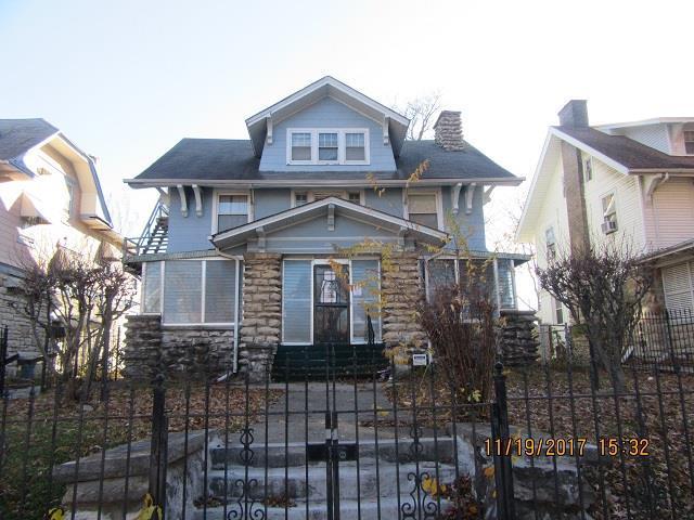 2611 Lockridge Avenue, Kansas City, MO 64128 (#2081860) :: Edie Waters Team