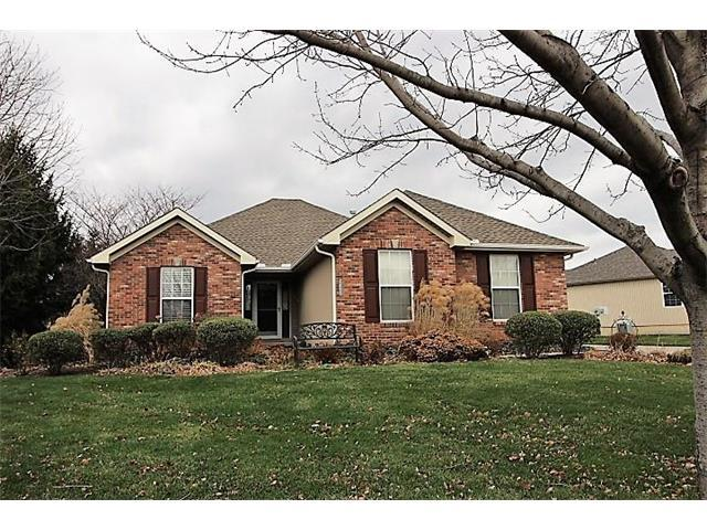 2716 S Breckenridge Drive, Independence, MO 64055 (#2082026) :: The Shannon Lyon Group - Keller Williams Realty Partners