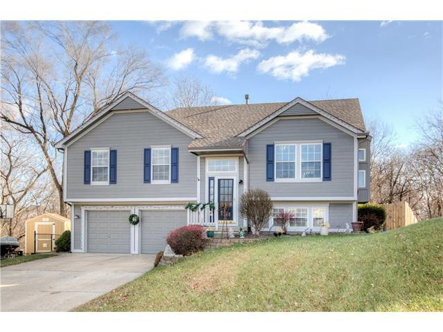 3407 NW 85th Court, Kansas City, MO 64154 (#2083109) :: Tradition Home Group