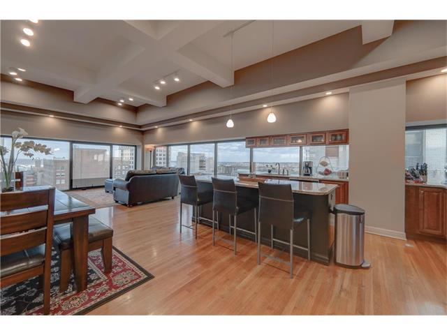 1101 Walnut Street #1801, Kansas City, MO 64106 (#2083116) :: The Gunselman Team