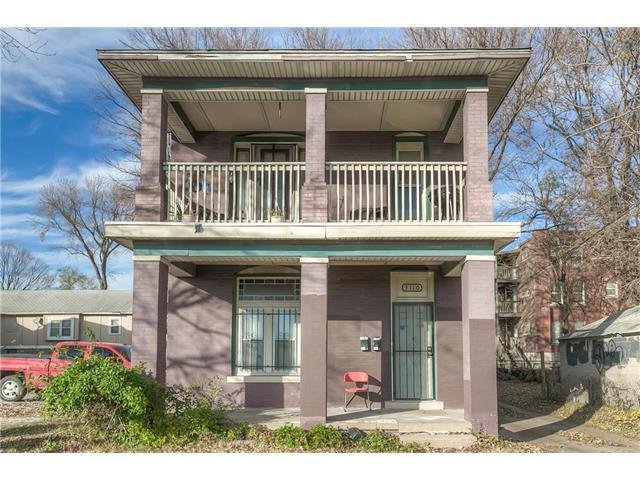 3110 E 13th Street, Kansas City, MO 64126 (#2083187) :: Edie Waters Team
