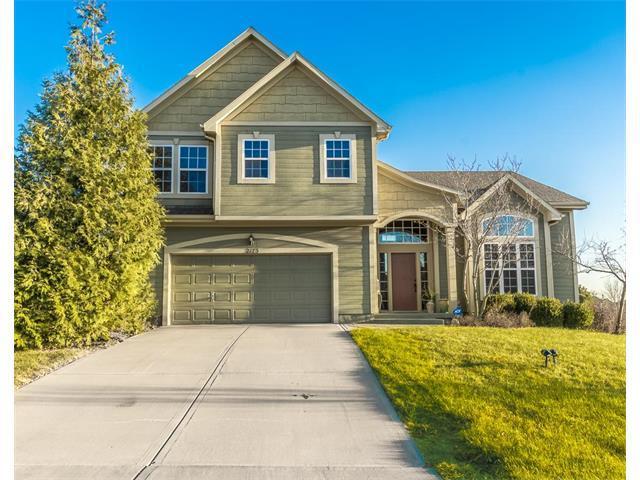 2173 W Elm Street, Olathe, KS 66061 (#2083422) :: Tradition Home Group