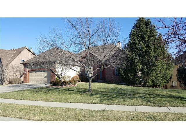 8404 W 154 Street, Overbrook, KS 66223 (#2083568) :: Vogel Team
