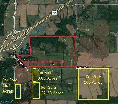 32655 W 207th Street, Edgerton, KS 66021 (#2084069) :: Team Real Estate