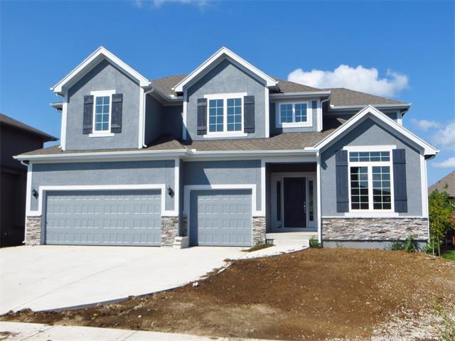 16055 W 172nd Terrace, Olathe, KS 66062 (#2084776) :: Edie Waters Network