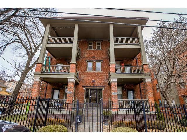 116 W 36TH Street 3W, Kansas City, MO 64111 (#2086168) :: The Shannon Lyon Group - Keller Williams Realty Partners