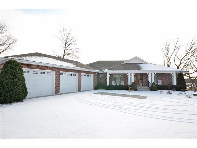 9013 NE 127th Street, Liberty, MO 64068 (#2086345) :: NestWork Homes