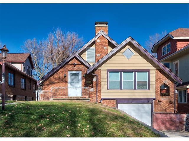 3624 Norledge Avenue, Kansas City, MO 64123 (#2086683) :: The Gunselman Team